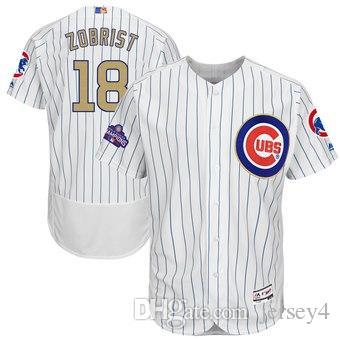 online store 66789 98212 2019 2019 Custom Chicago Sports Cheap Cubs Baseball Jerseys Fashion Men  Youth Javier Baez Jersey Sizes Personalized Wholesale Customized Women Us  From ...