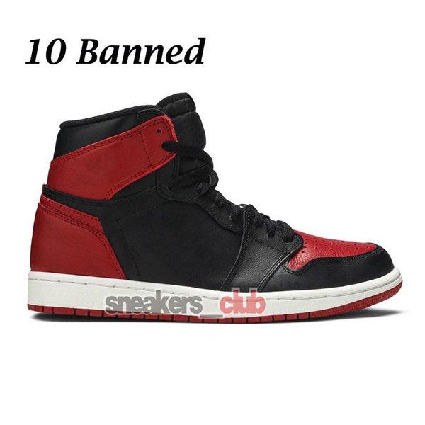 10 Prohibido