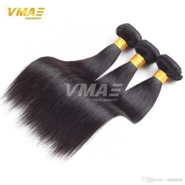 Peerless Thick Bundles Grace Brazilian Straight Hair Brazilian Virgin Hair Straight 3 Bundle Silky Straight Human Hair Weave VMAE Hairpieces