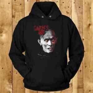 Салемс Лот Барлоу Вампиры Дракула Ужас с капюшоном Унисекс рубашка