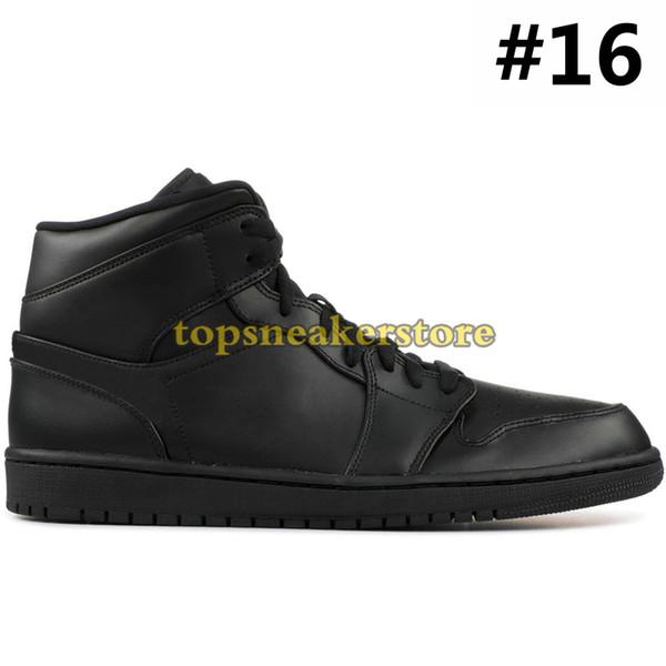 C16 Üçlü Siyah