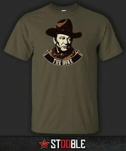 John Wayne The Duke T-Shirt-directly from the dealer