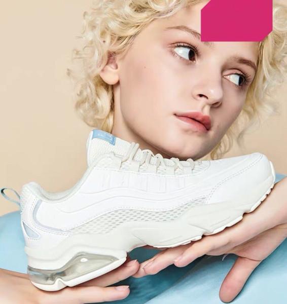 Designer Student Female Leisure Sport Shoes 2019 Nuove scarpe casual di tendenza vintage Cuscino d'aria leggero Scarpe ammortizzatore per bambini