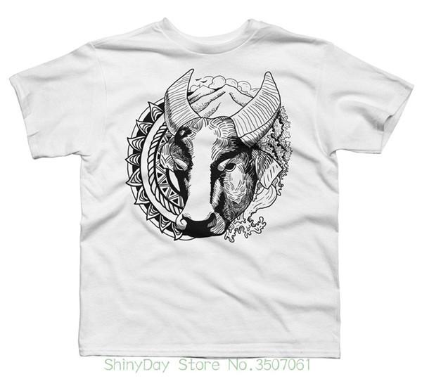 Повседневная плюс размер футболки хип-хоп стиль Tamaraw Boy's Youth графический футболка мужчины женщины мужская мода футболка Бесплатная доставка