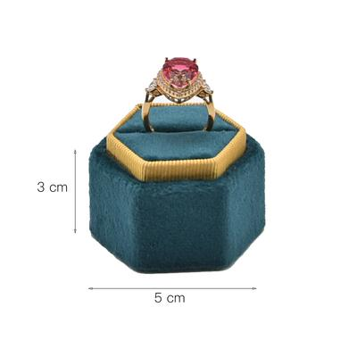 Ring Holder Small Blue