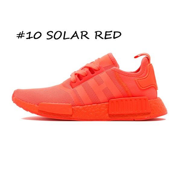 #10 SOLAR RED