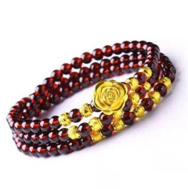 Retro Brave Troops Designer Jewelry Women Bracelets Gold Plated Mens Bracelets Pendant Bead Ring Charm Bracelet Hot Sale