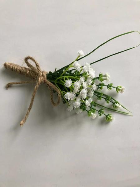 Fashion brooch Women brooch pins Artificial flower lapel pins for suit wedding Flower
