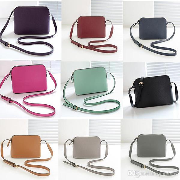 designer di marca nuovo arriva borsa a tracolla borsa conchiglia borse a tracolla piccola borsa a tracolla borse in pelle PU