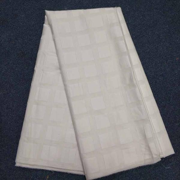 ALUMO Cotton Swiss Voile Lace Fabric 2018 High Quality African Lace Fabric 100% Cotton Nigerian Cotton for Man/Women White Color