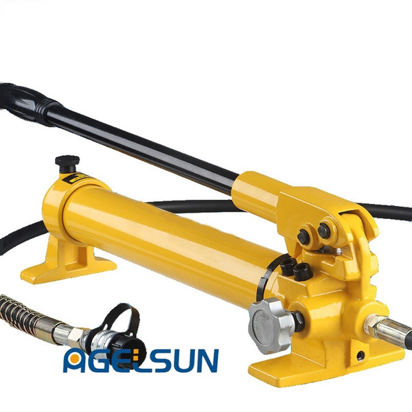 best selling iGeelee Hydraulic Hand Pump CP-700 can work with crimping head, pressing head and cutting head