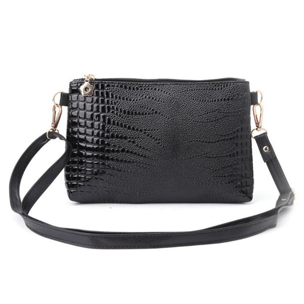Designer THINKTHENDO Fashion Women Ladies Shoulder Bag Tote Messenger Leather Crossbody Handbag Zip Soft Solid Girl Luxury Bags New Brand