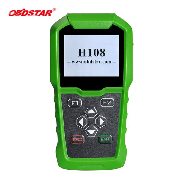 OBDSTAR H108 PSA Programmer Support All Key Lost Programming/Pin Code Reading/Cluster Calibrate for Peugeot/Citroen/DS