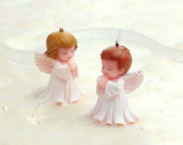 Angel Girl Boy A, Each 3 pcs