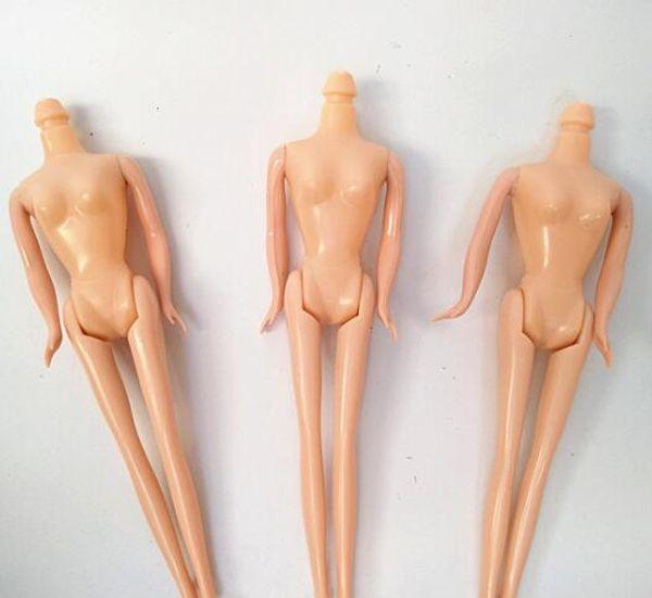 Мода сексуальная 13 СМ Кукла Тела манекен Силиконовые Формы 3D Фондант Инструмент Для Манекена Ручной Торт Выпечки Украшения Глины 50 Шт. / Лот C752