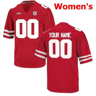 Womens Red.