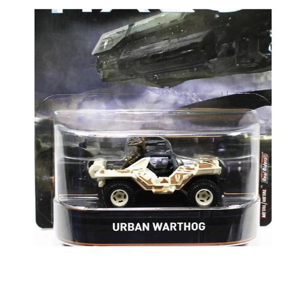Compre Ruedas Calientes Halo War Carro De Cerdo Modelo De Coche Juguete A 19 1 Del Fairykingdom Dhgate Com
