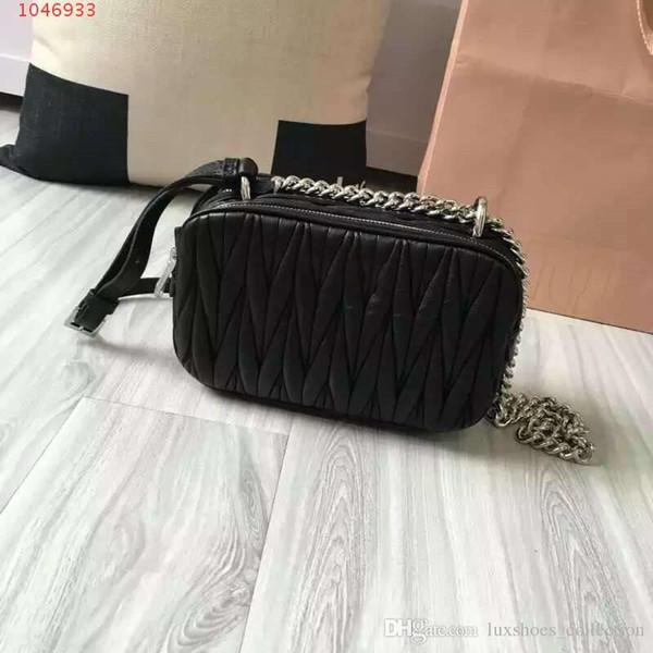 2019 Latest genuine leather one-shoulder bag, Women handbag For women Fashion classic ladies bag,Hot sale