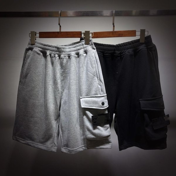 Summer Japanese students casual shorts pure cotton large size men's and women's five-cent labeled pants men's pants