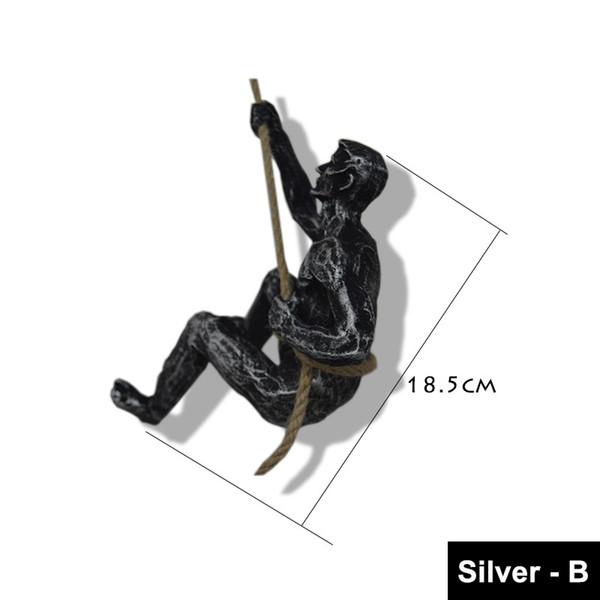 Silver / B