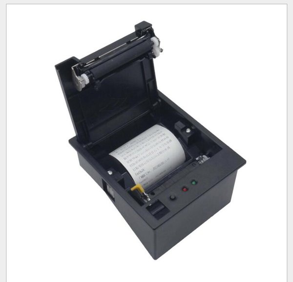 Self-service embedded thermal printer with automatic cutter 58mm micro-note printer