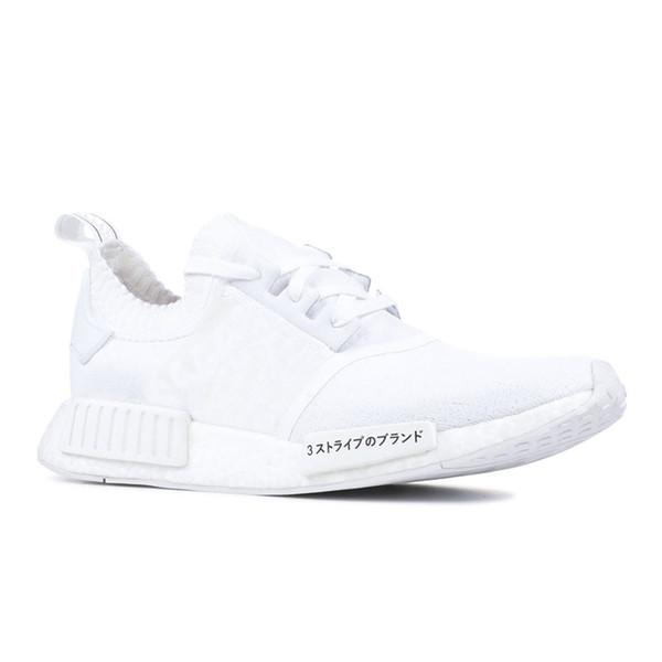 Nouvelles chaussures de course pour homme classique noir blanc blanc rouge femme beige baskets Runner Sports nmb