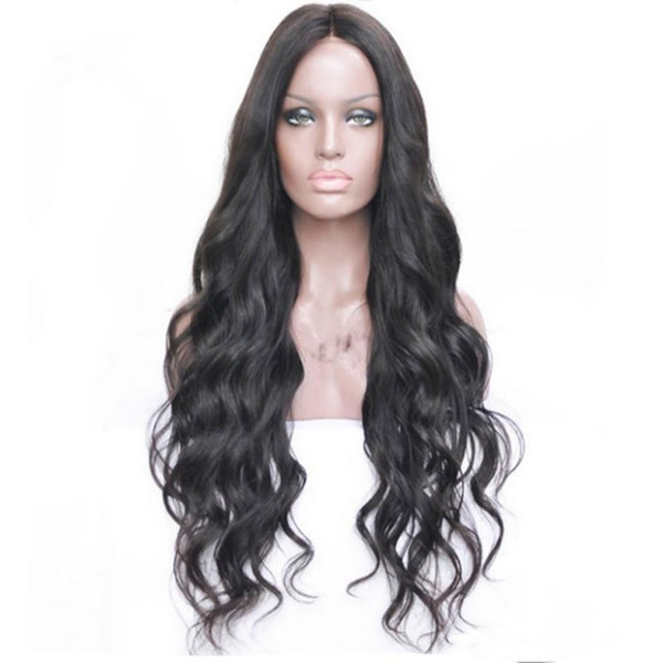 Body Wave Lace Front Human Hair Wigs For Women With Baby Hair Brazilian Remy Hair Lace Wigs Pre-Plucked Free Part