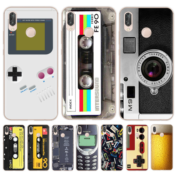 coque game boy huawei mate 20 lite