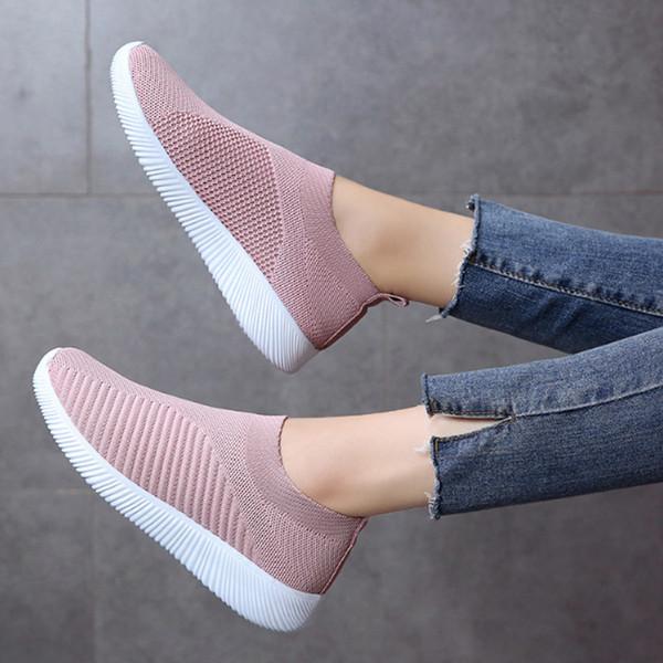 Litthing Ao Ar Livre Mulheres Trainers Running Shoes Mulher Sock Calçado Esporte Unisex respirável malha Feminino Casual
