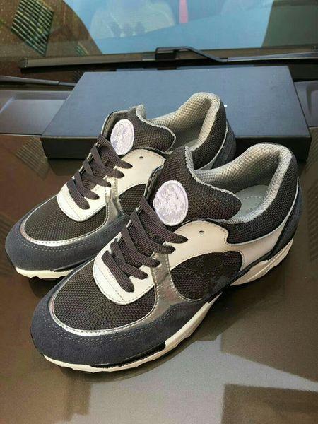 Name Brand Casual Shoe Women New Designer Low Cut Suede Trainer Walking Jogging Shoes Sneaker On Sale jds18081504