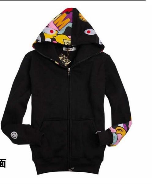 Speciale Designwholesale Autunno Uomo '; S Cappotto colorato Mens Felpe Casual Aggiungi Giacca di cotone Abbigliamento di marca Mens Giacca a vento maschile