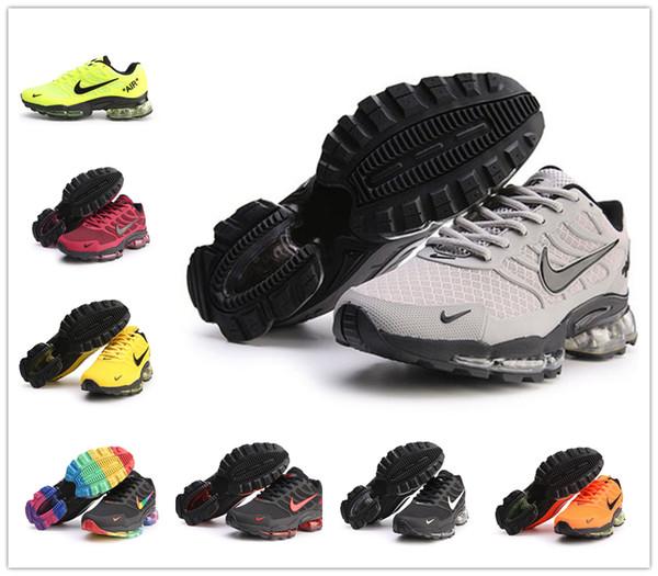 [Con reloj deportivo] AIR 6183 MAXes Assassin Wind para hombre Zapatillas de deporte Zapatillas deportivas al aire libre Diseñador de atletismo Calzado 2019 Jogging Transpirable