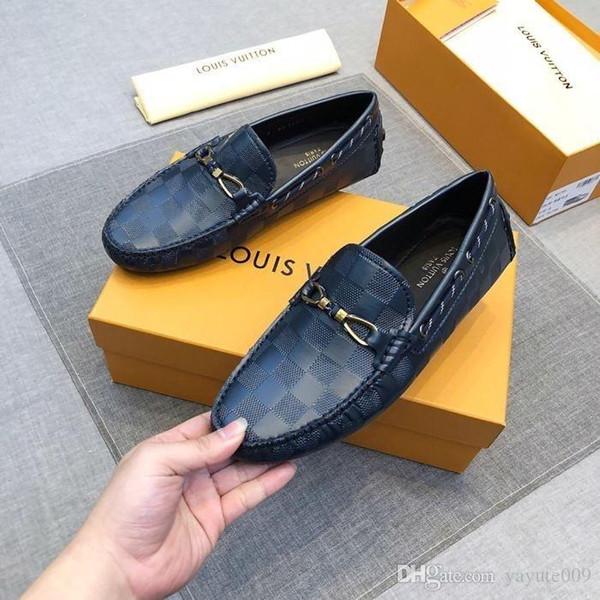 A8 33 modelo Lbrands sapatos casuais Escritório de Negócios Oxfords formais couro genuíno marcas de casamento sapatos Zapatos Hombre tamanho 38-45