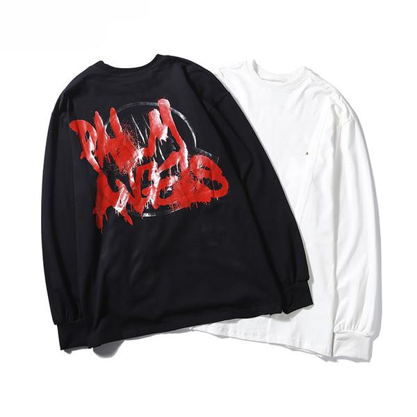 Designer Automne Mode Hommes Hoodies Hommes Femmes Veste Casual Hommes Automne Graffiti Hip Hop capuche Hoodie Sweat-shirt lâche