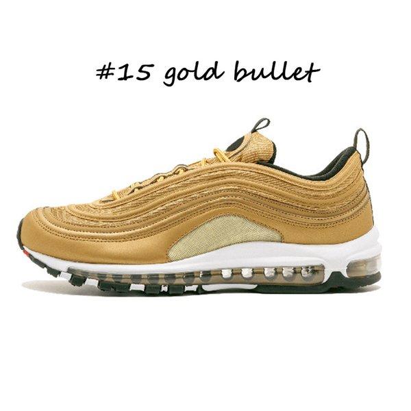 # 15 bala de ouro