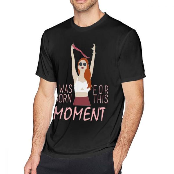 T-shirt Cheryl Blossom T-shirt Riverdale Fantastica t-shirt taglie forti Stampa t-shirt da uomo manica corta casual 100% cotone