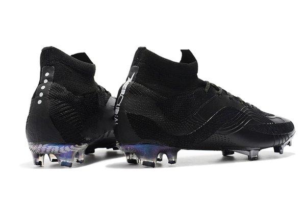 nouvelle étanche Mercurial Superfly VII 7 360 20 Élite anniversaire Ronaldo Neymar NJR Hommes womenHigh cheville Chaussures de soccer 35-45
