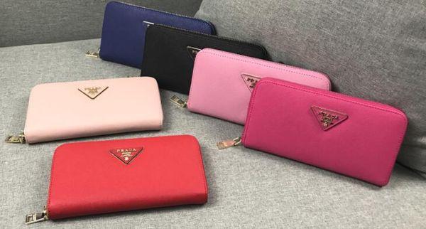 Kostenloser Versand! Neue Lychee Muster Damen Geldbörse langen Reißverschluss Geldbörse Kartenpaket große Kapazität Qualität Handtasche