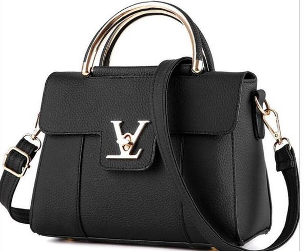 Bolsas de grife bolsas de luxo Crossbody Bags Casual Genuíno Bolsas De Couro Crossbody Bag FemininoTote new frete grátis