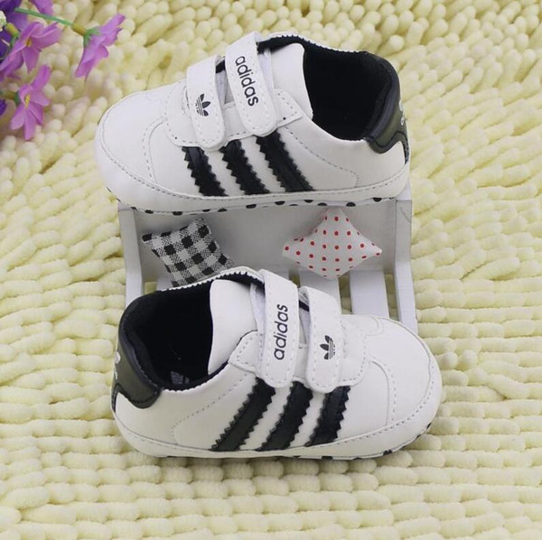 2019 Baby Shoes First Shoes Baby Walkers Kids First Walker Soft Sole 0 18 Months Anti Slip Infant Toddler Sneakers Booties From Haige20199, $6.99 Acheter