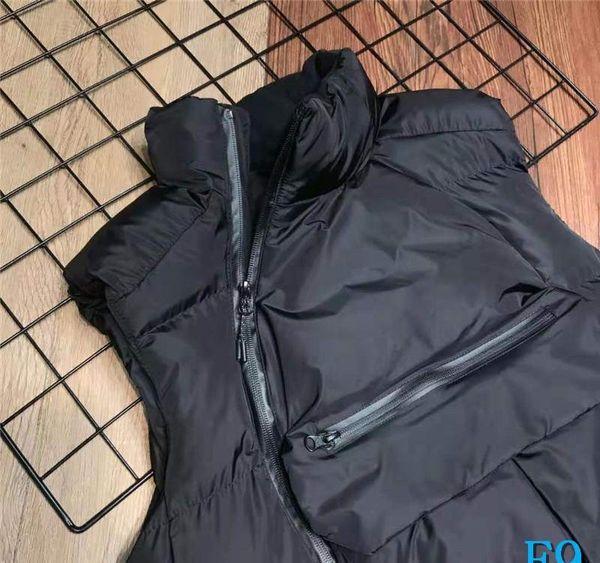 Mens Designer Jacket Vest Parkas Down Coat Brand Windbreaker For Men Women Warm Brand Coat Vest Luxury Zippers Jacket ThickE9