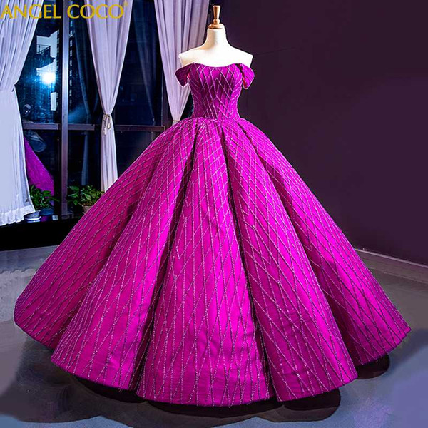 Latest Design Sexy Evening Dresses Off Shoulder Real Photo Luxury Dubai Evening Gowns Elegant Woman Party Dress Moroccan Kaftan