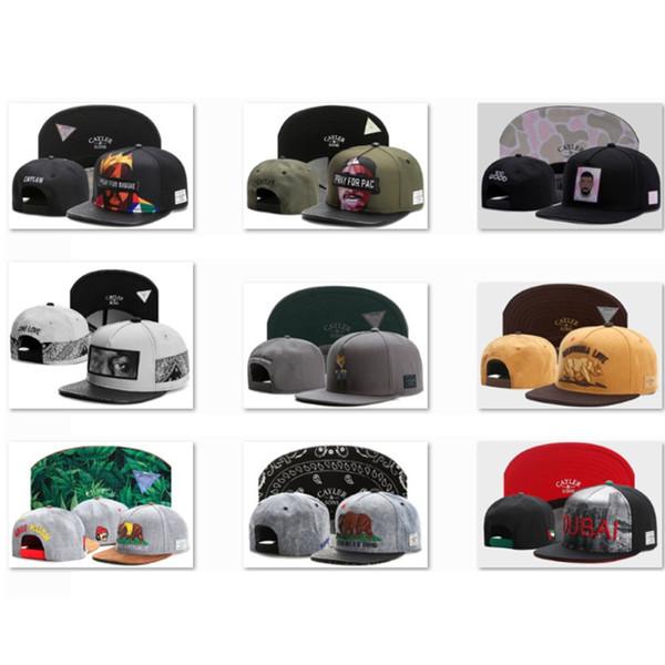 CAYLER & SONS Snapbacks American Tide Brand caps 2019 new baseball caps Adult embroidered hats mens skip hats curved peak baseball cap CS31