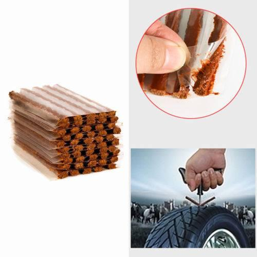 free shipping Car Motorcycle Tyre Tubeless Seal Strip Plug Tire Puncture Repair Tool