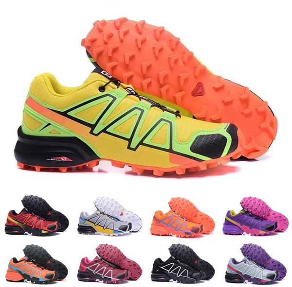 Top Quality Zapatillas Speedcross 3.5s Mens Walking Outdoor Competitives Trainers Casual Shoes Sports Breath Comfortable 36-46