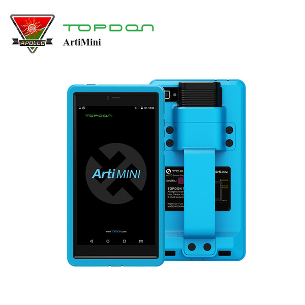 TOPDON ArtiMini OBDII All System Diagnostic TooL With BT/WIFI 2 Years free update as like X431 Pros Mini
