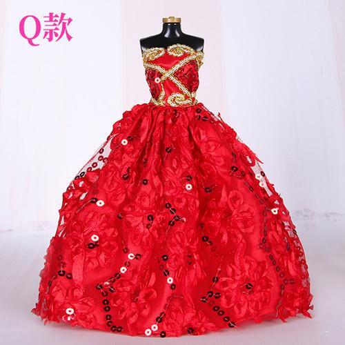 #14,1 piece wedding dress