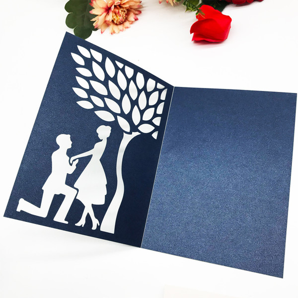 Wedding Invitation Cards Apply To Valentine S Day Loves Fancy Dress Party Birthday Party Grand Events Bridal Shower Supplies Samples Of Wedding