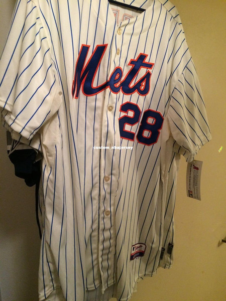 Cheap Custom Daniel Murphy COOL BASE jerseys Stitched Retro Mens jerseys Customize any name number baseball jersey XS-5XL