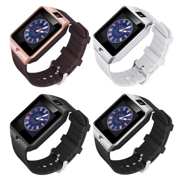 스마트 시계 DZ09 스마트 팔찌 SIM 지능형 안드로이드 스포츠 시계의 경우 안드로이드 핸드폰 RelóGio Inteligente 높은 품질의 배터리
